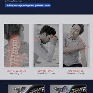 Massager Tập Chung Cổ Và Vai