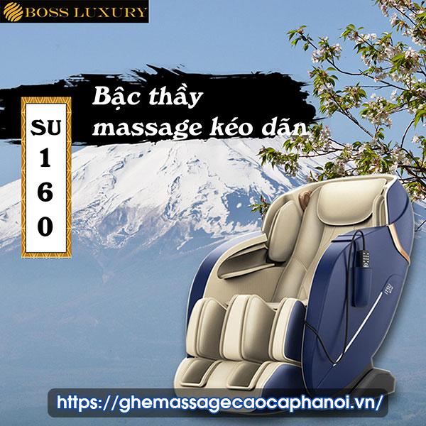 Ghế Massage ITSU SU - 160