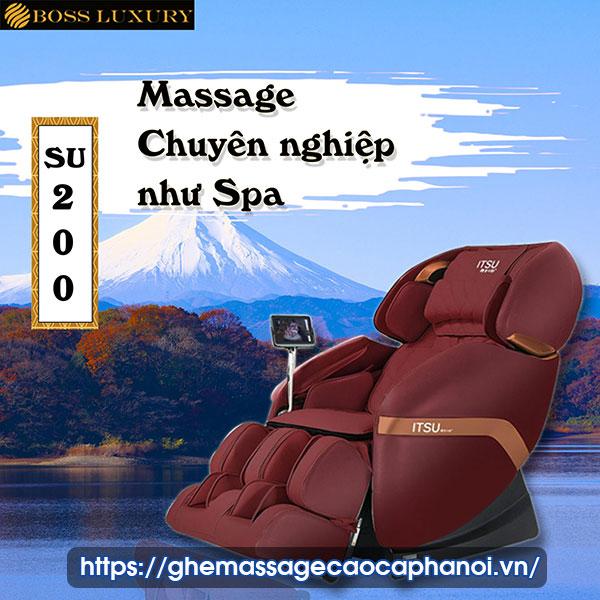 Ghế Massage ITSU SU - 200