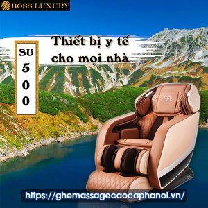 Ghế Massage ITSU SU - 500