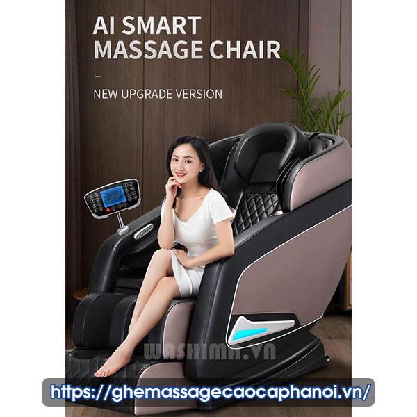 Ghế Massage Boss Luxury 998S