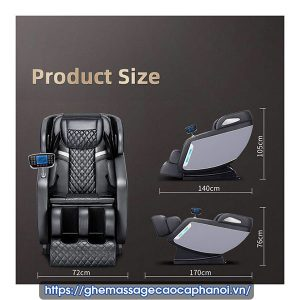 Ghế Massage Boss Luxury 99Plus